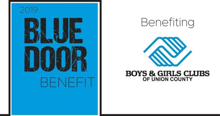 Blue Door Benefit, supporting Union County Boys & Girls Clubs