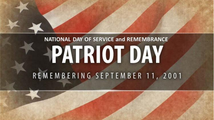 9/11 Patriot Day Remembrance Ceremony
