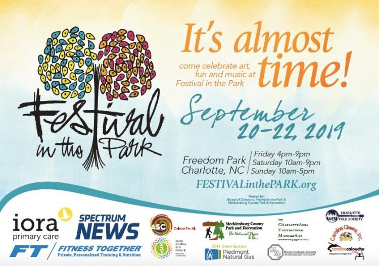 The 55th Annual Festival in the Park