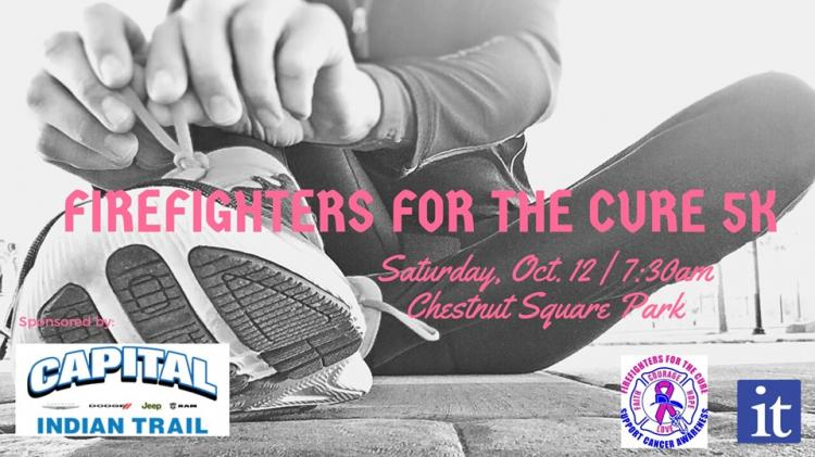 Firefighters for the Cure 5K