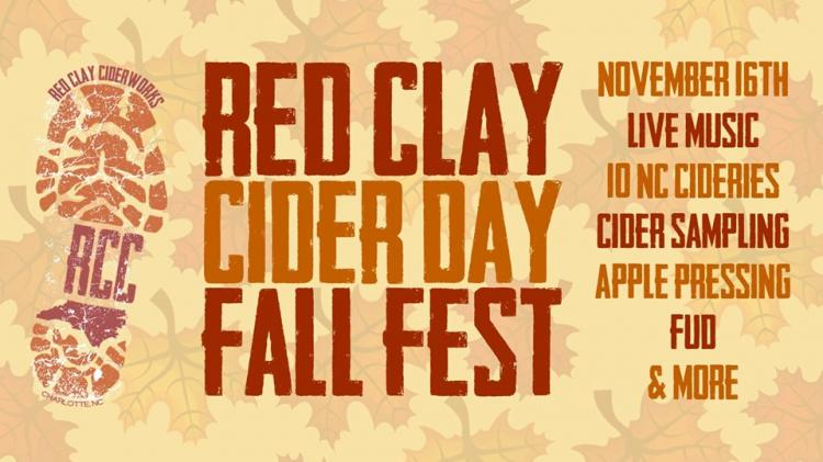 Red Clay Cider Fall Fest 2019