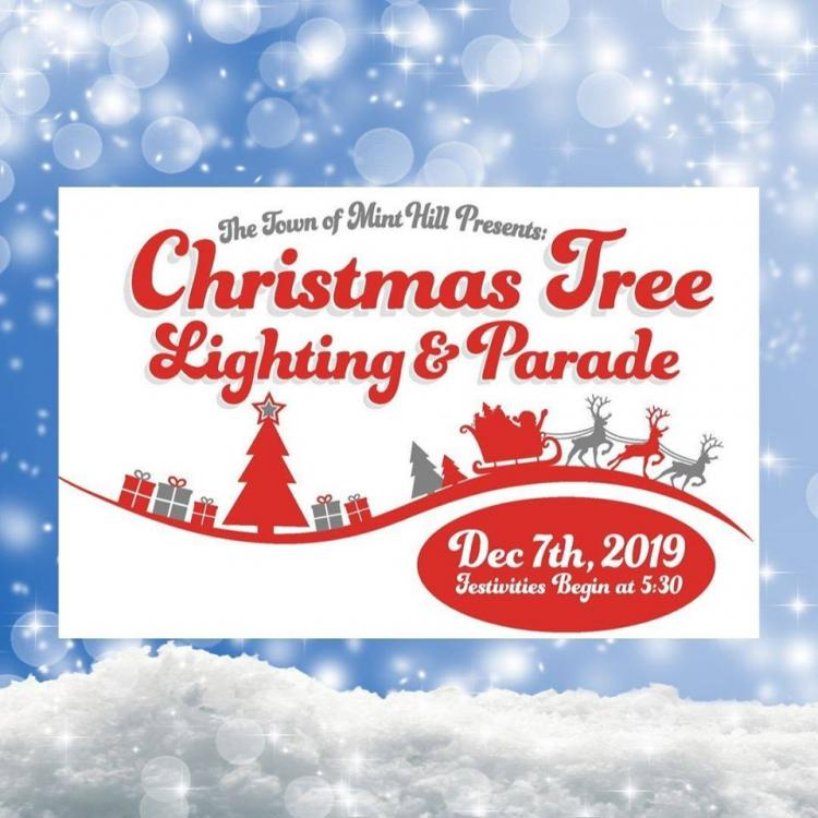 Mint Hill Christmas Tree Lighting and Parade