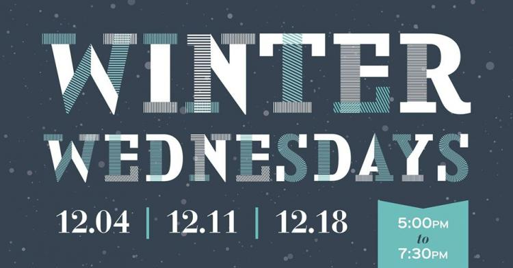 Winter Wednesdays at Waverly
