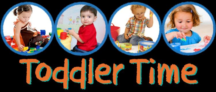 Toddler Time at Monroe Library