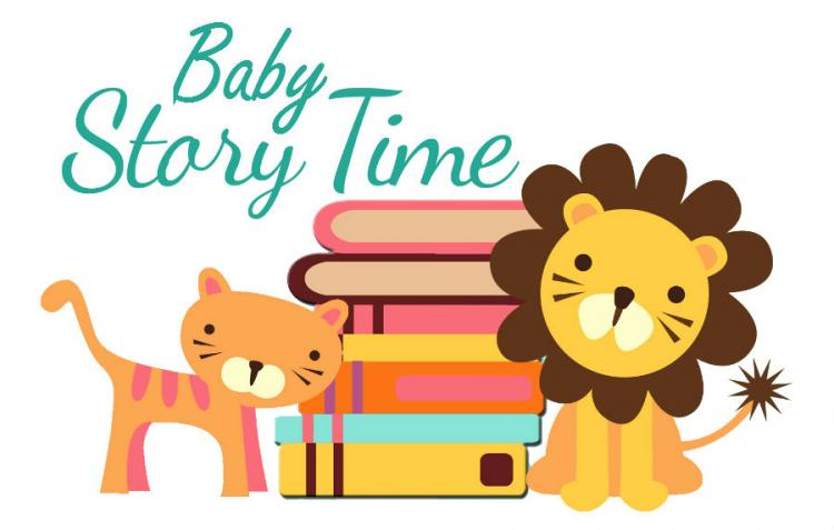 Baby Storytime at Matthews Library