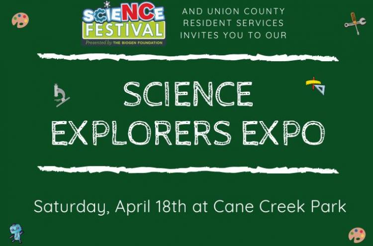 2nd Annual Science Explorers Expo