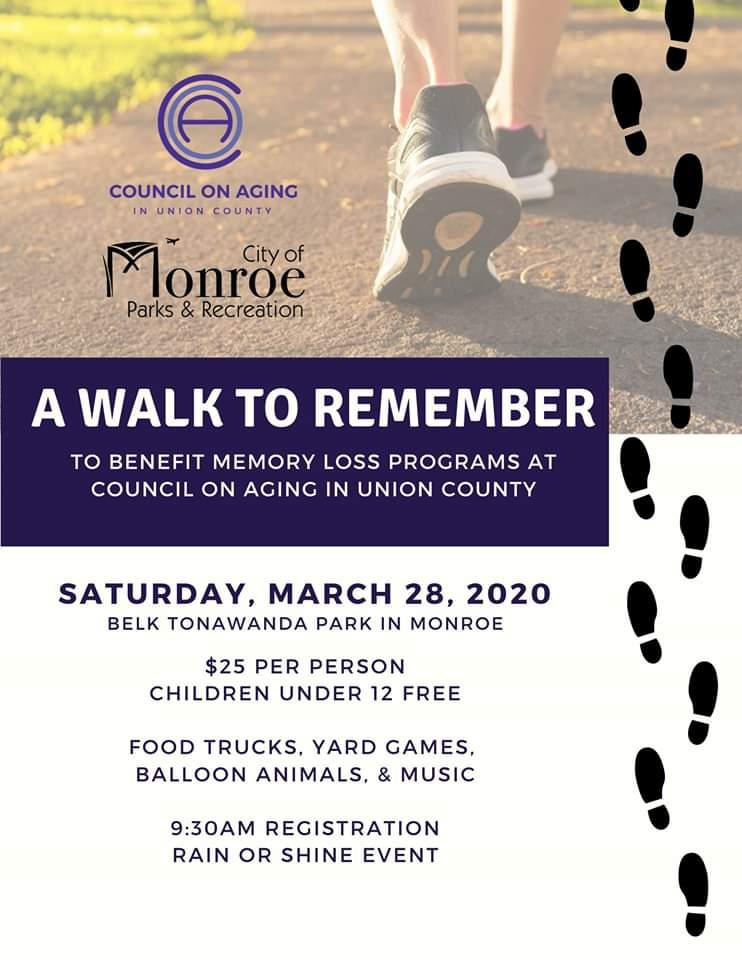 A Walk to Remember Fundraiser