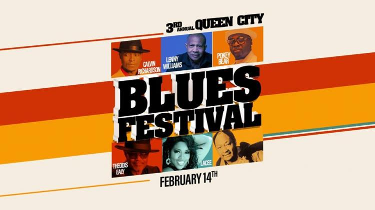 The 3rd Annual Queen City Blues Festival