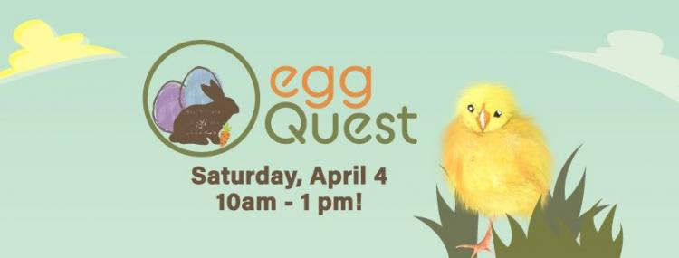Egg Quest 2020!