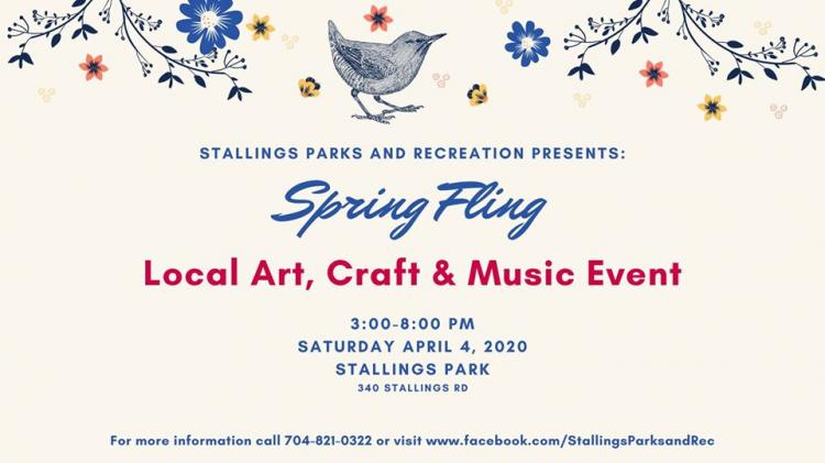 Spring Fling: Local Art, Craft & Music Event