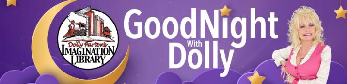 Things to do during quarantine: Goodnight with Dolly Parton