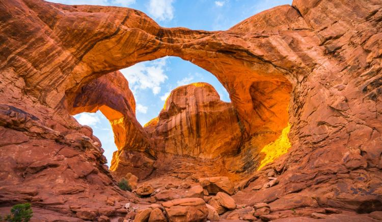 Take a virtual tour of Arches National Park