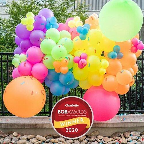Order a Balloon Drop from Confetti Castle