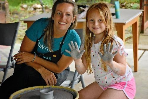 Fired Arts + Pottery Summer Camp