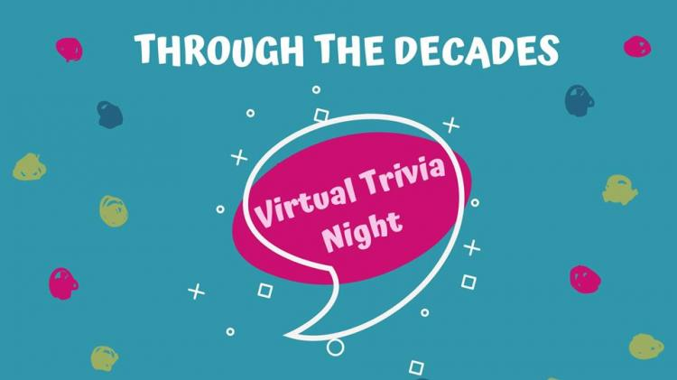 Adult Trivia Night - Through the Decades