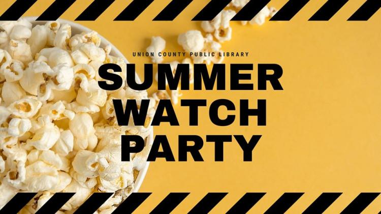 UCPL Summer Watch Party Series