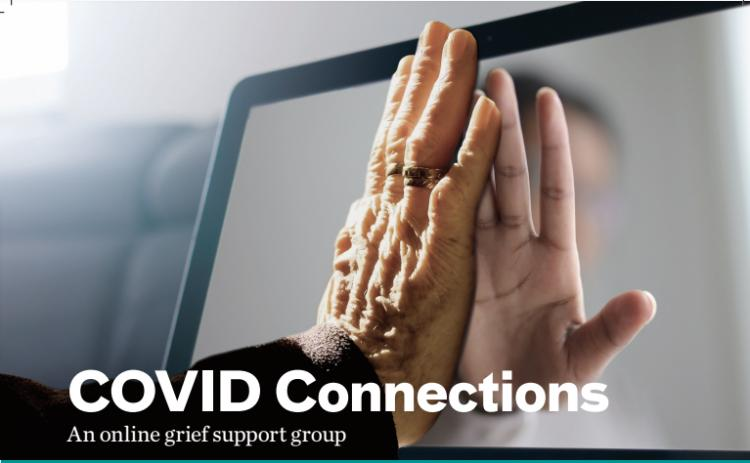 Covid Connections: Online Support Group for Union and Anson Counties