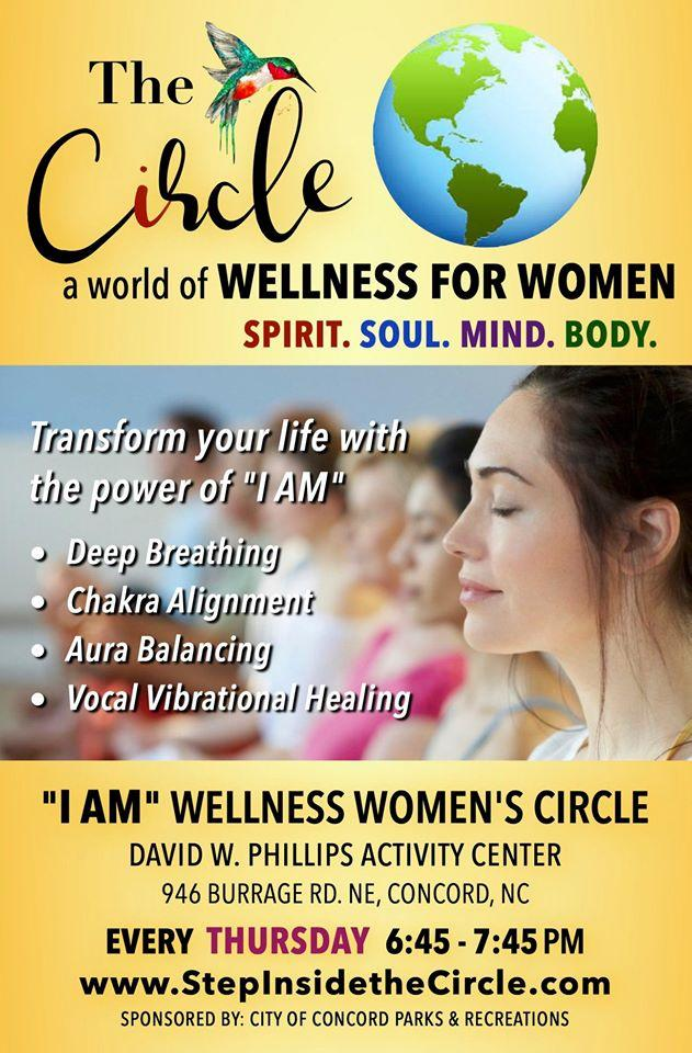 I Am Wellness Womens Circle