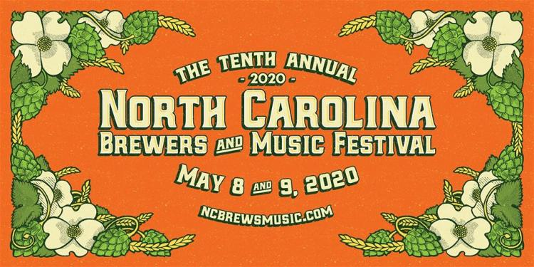 North Carolina Brewers and Music Festival 10th Anniversary