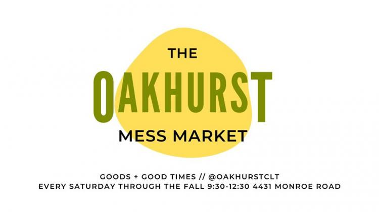 Oakhurst Mess Market - goods and good times