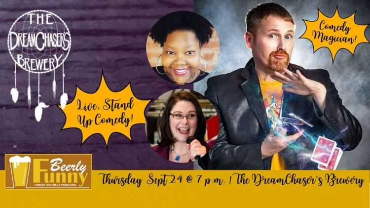 DreamChaser's Comedy Night