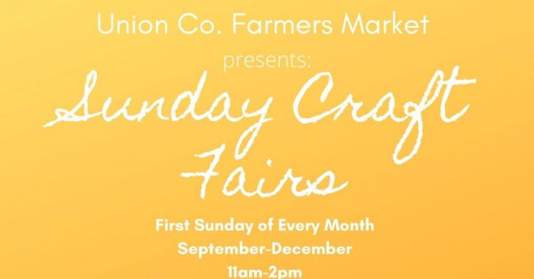 Sunday Craft Fair