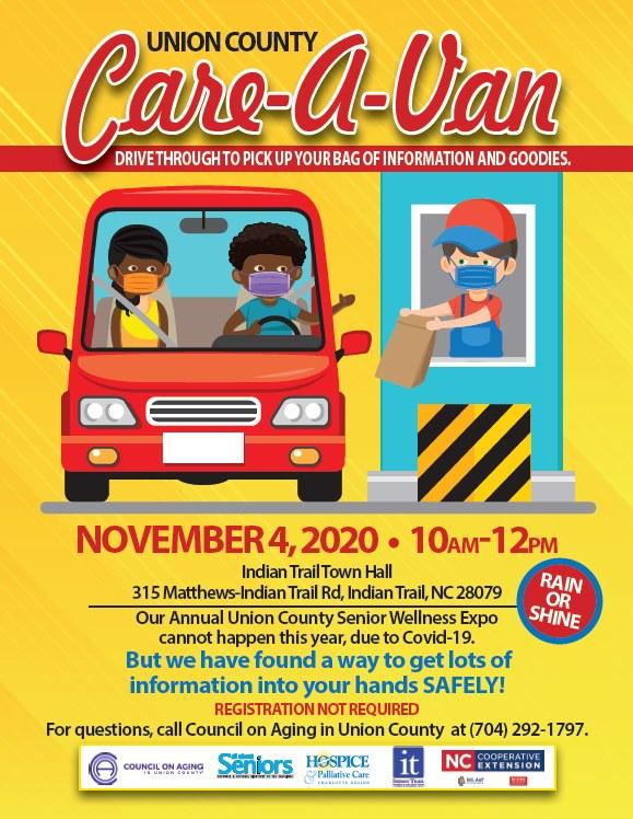Union County CARE-a-Van