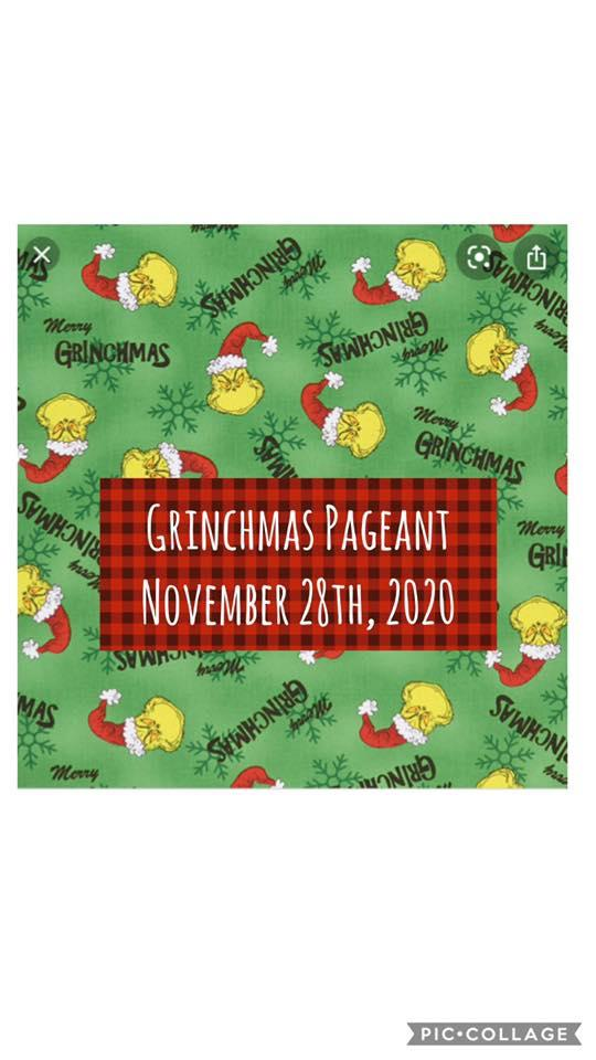 Grinchmas Pageant