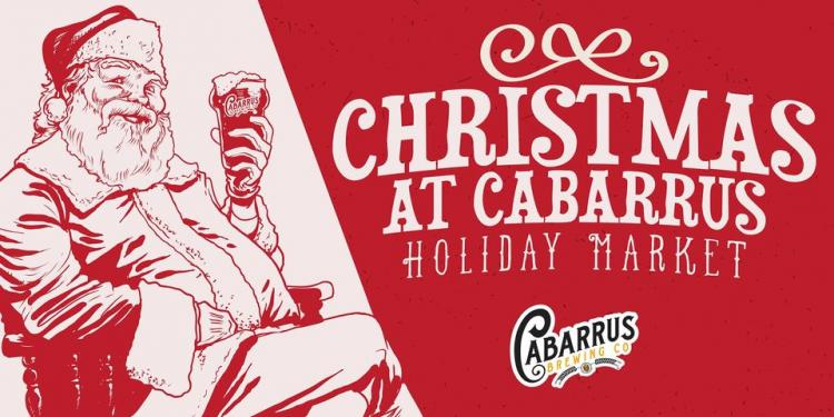 4th Annual Christmas At Cabarrus Holiday Market