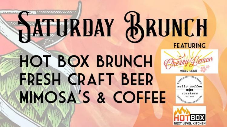 Saturday Brunch at Southern Strain Brewing