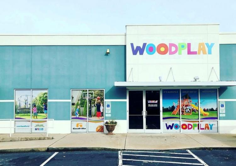 Woodplay of the Carolinas Grand Opening Event