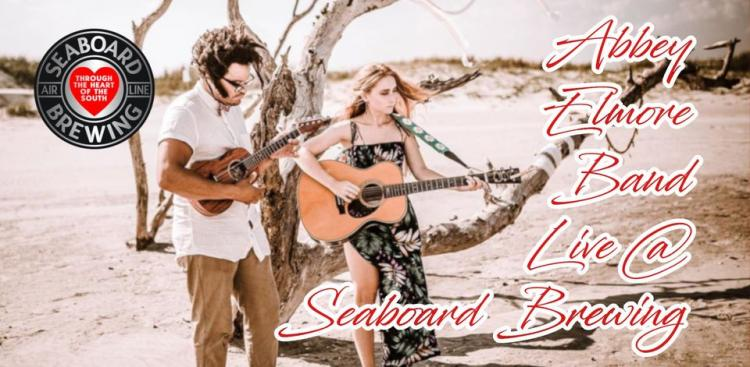 Abbey Elmore Band at Seaboard Brewing