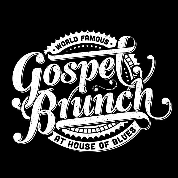 World Famous Gospel Brunch Every Sunday at House of Blues