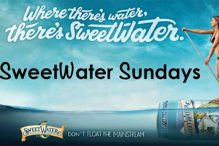 Check out SweetWater Sunday's at HOUSE OF BLUES on The DECK