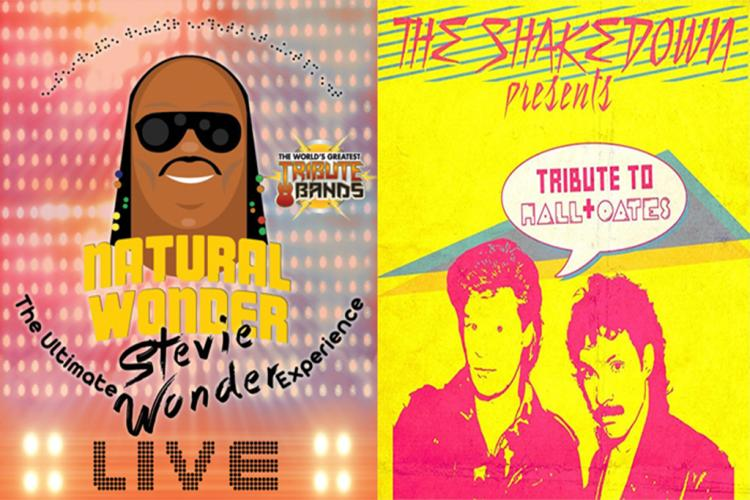 STEVIE WONDER AND HALL & OATES TRIBUTE BAND at House of Blues