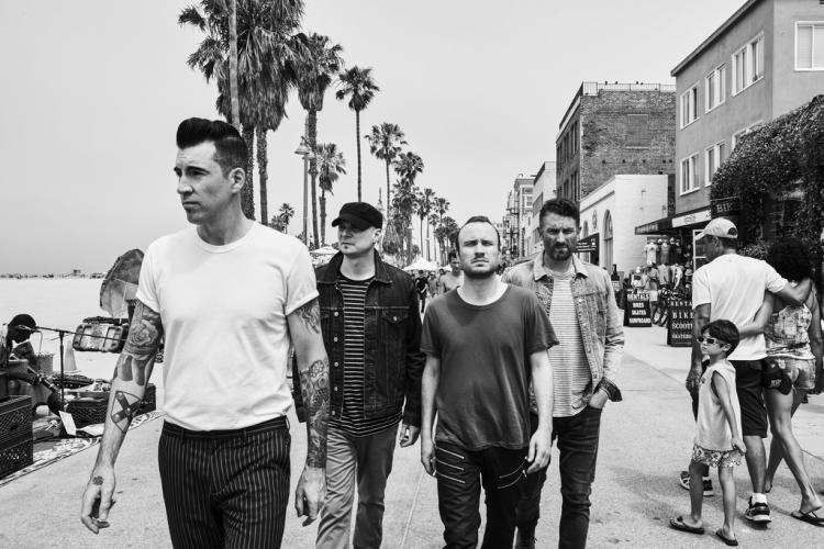 THEORY OF A DEADMAN at  House of Blues