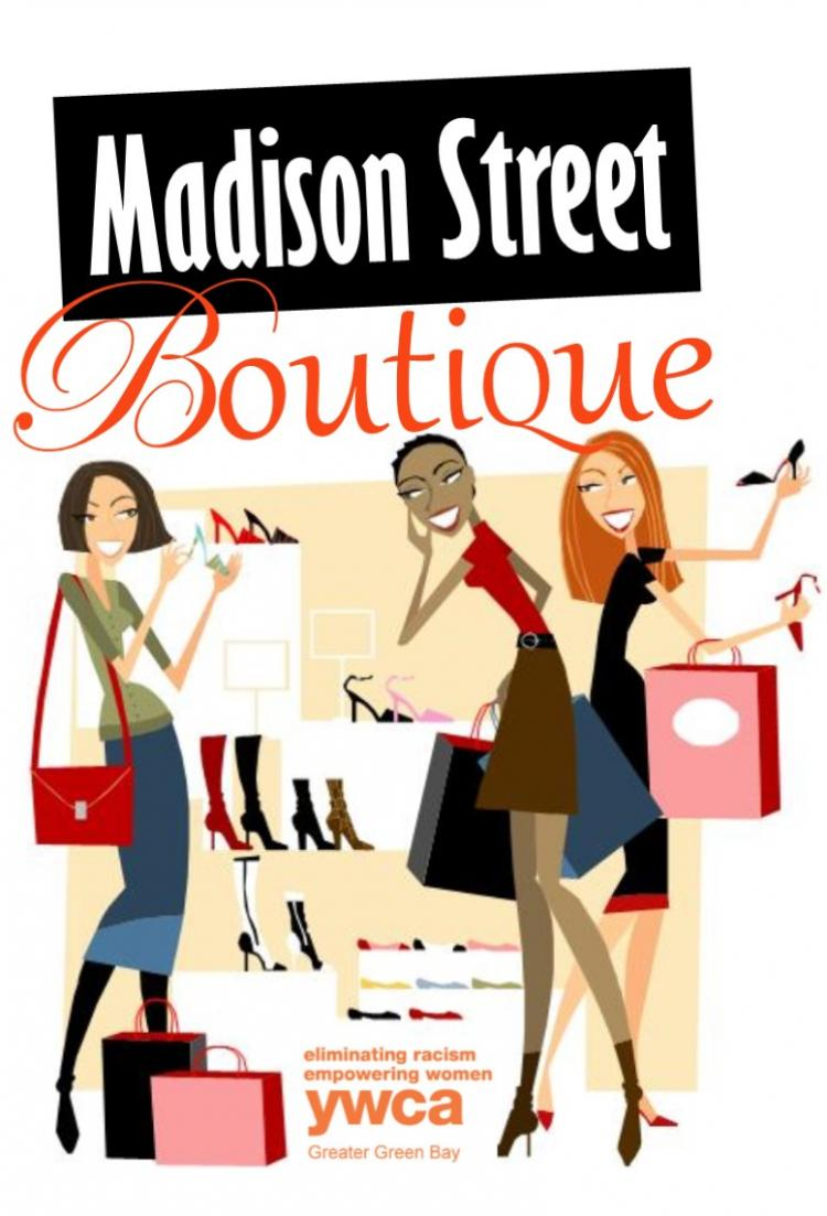 Madison Street Boutique's $2 Day Sale!
