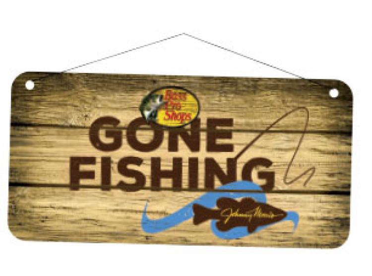 Bass Pro Shops Gone Fishing Event