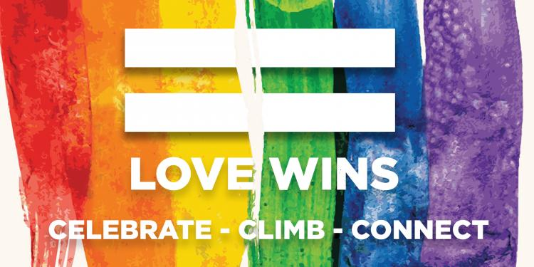 Love Wins - Celebrating Pride