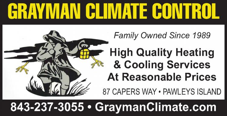 Grayman Climate Control Reminds You Check Your Air Filters Monthly