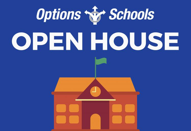 Open House at Options Charter School Noblesville