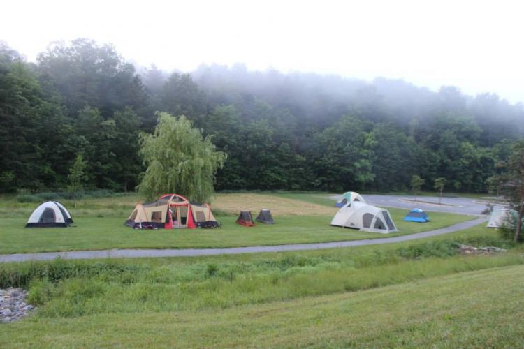 Great American Campout at Tenley Park Everett