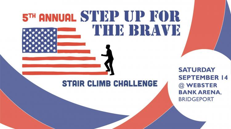 Step Up for the Brave Stair Climb Challenge