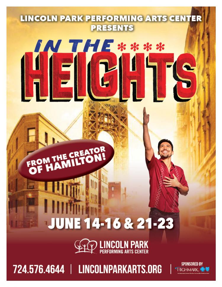 In The Heights at Lincoln Park Performing Arts Center
