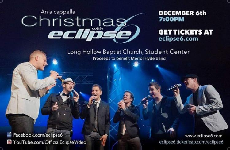 Christmas with Eclipse 6 Concert