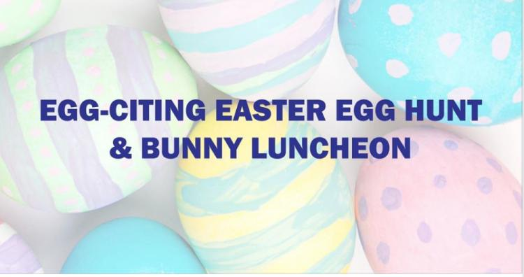 Egg-citing Egg Hunt and Bunny Luncheon - Fox Lake
