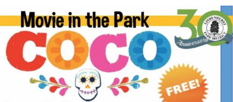 FREE Movie in the Park - COCO