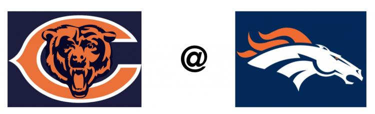 Chicago Bears at Denver Broncos
