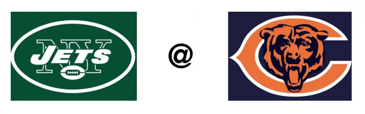 New York Jets at Chicago Bears