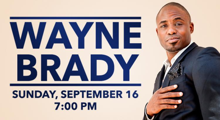 Wayne Brady Show at Genesee Theatre